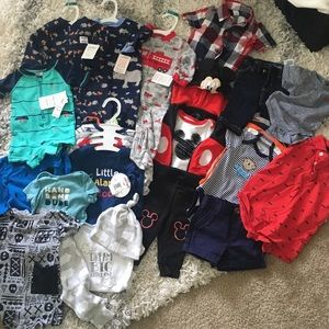 Other - Lot of 0-3 month baby boy clothing